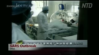 SARS Outbreak Hidden by CCP