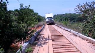 Bridge Crossing Fail - Video