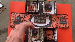 Halloween Treat Box Surprise