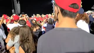 Florida, Trump Rally. Good people want good for all.