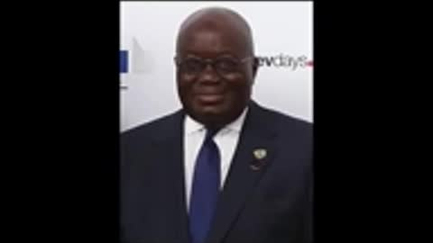 MUST SHARE!!! Ghana president exposes globalist plan for Chyna virus and global takeover
