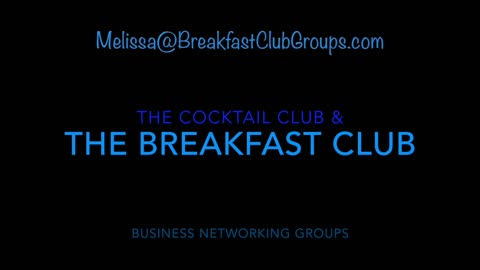 Breakfast Club Networking Group Promo-Video