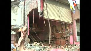 Death toll crosses 80 in restaurant explosions in central India - Video