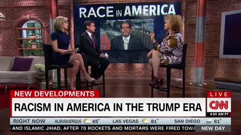 """CNN """"Cultural Critic"""" Claims """"All The People Who Voted For Donald Trump Are Racist"""""""