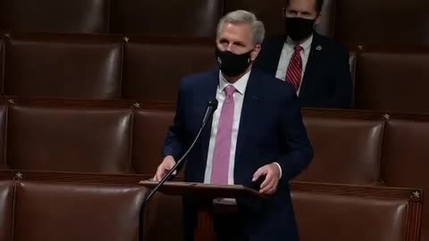 Rep. Kevin McCarthy Slams 'Socialist' Democrats Relief Bill, Says 'Only 9% Is For Relief'
