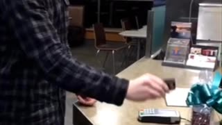 Credit Card Spin - Video