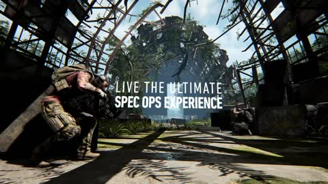 Ghost Recon Breakpoint Launch Trailer