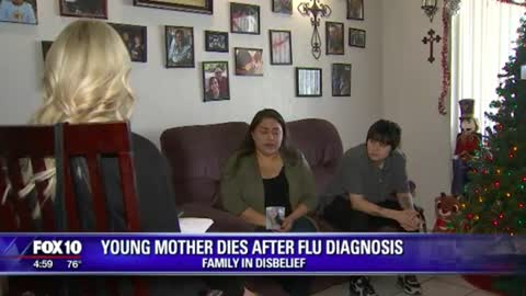 How This Mom-Of-Two Died Is Exactly Why People Should Take the Flu Seriously
