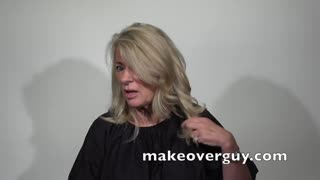 Sixty Year Old Gets Her Sexy Back Makeover