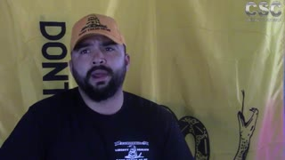 "Patriot Prayer Joey Gibson On ""Racist"" Trump Supporters And Jeremy Christian - Video"