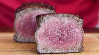 How To Cook Filet Mignon - Cook Steak Like A Pro - Video