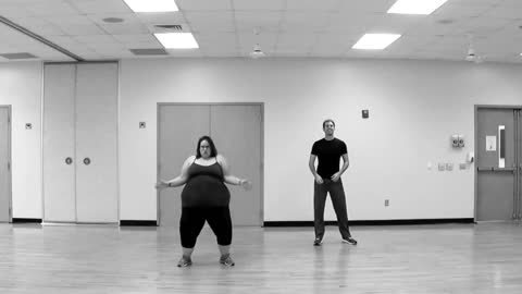 Dance duo performs inspiring routine to Jason Derulo