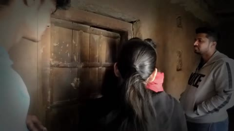 Ghost Prank at India's Most Haunted Village