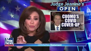 Judge Jeanine Breaks Down Cuomo's Cover Up!
