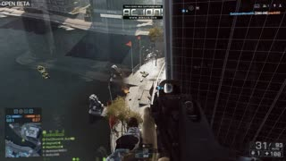 Bug How To Teleport And Fly - Battlefield - Video
