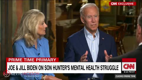 Biden says Son is Honorable and Decent