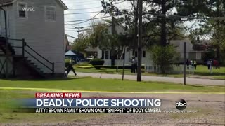 Family of Andrew Brown Jr. views body cam footage of fatal shooting