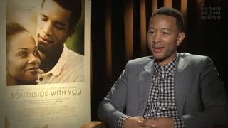 John Legend On The Obamas' Legacy & His First Date with Chrissy Teigen - Video