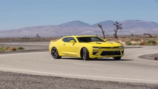 CHEVROLET CAMARO SS - 2016 CHEVROLET CAMARO SS FIRST TEST REVIEW #Auto_HDFr - Video