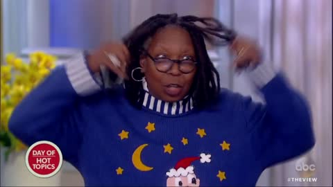 Whoopi Explains the Complex Nature of American Politics in One Explosive Line