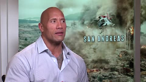 Dwayne 'The Rock' Johnson's daughter wants to be a WWE wrestler.