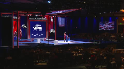 CPAC 2021- Remarks by Gov. Kristi Noem