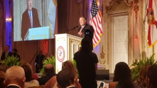Fmr Secretary of State Mike Pompeo Shares the Truth about Trump Versus Biden