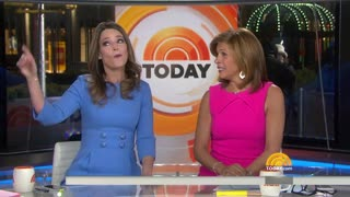 Josh Today Show Lauer Replacement - Video