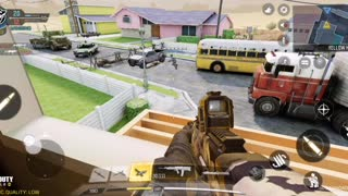 Mobile Game Play - Call of duty