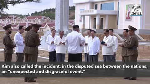 N. Korea's Kim Jong Un apologies for killing of S. Korean official apparently trying to defect