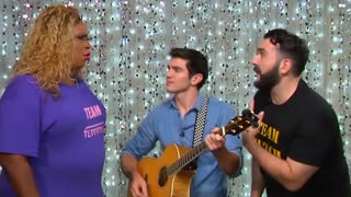 STEVE GRAND on Hey Qween! PROMO - Video