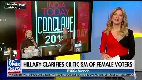 Fox & Friends Guests Battle Over Hillary Clinton Apology: 'She's Not Telling the Truth'