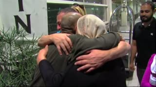 Former hostage returns to Michigan - Video