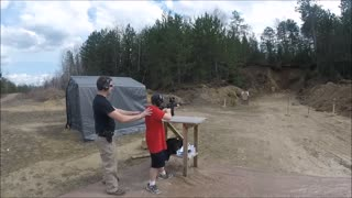 Full Auto Shooting
