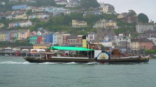 Paddle Steamer - Video