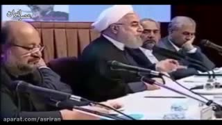 Rouhani talks about the Iran's Civil Aviation Organization - Video