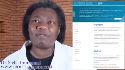 Doctors demand apology for being censored about curing people with HCQ!