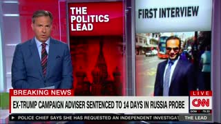 George Papadopoulos Speaks With Jake Tapper About Jeff Sessions