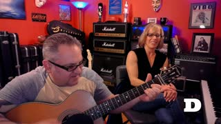 Acoustic Guitar Lesson - Never Can Say Goodbye by the Jackson 5