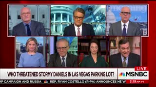 Joe Scarborough Slams Stormy Daniels' Credibility After Salacious Trump Interview