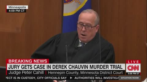 """Chauvin Trial Judge EXPLODES on Maxine Waters, Calls Her Behavior """"Abhorrent"""""""