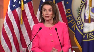 Pelosi says that Barr lied to Congress