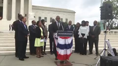 Press Conference by African American Leaders