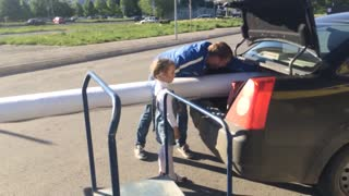 strong child:)  - Video