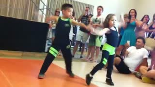 cool kid dance - Video