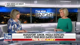 Juror Paula Duncan Speaks With Fox News About Trial 2