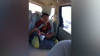 Kid Doesn't Want To Have A Birthday - Video