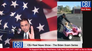 CBJ Real News Show (Part 107): Special Guest Green Beret Terry Buckler