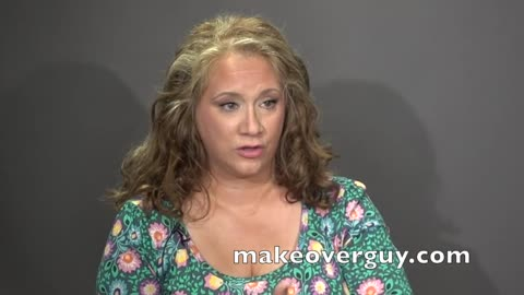 A MAKEOVERGUY® Makeover: She Goes From Drab To Fab