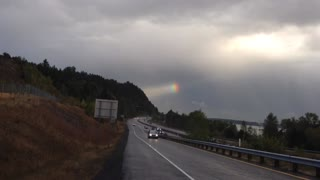 Supernatural rainbow - Video